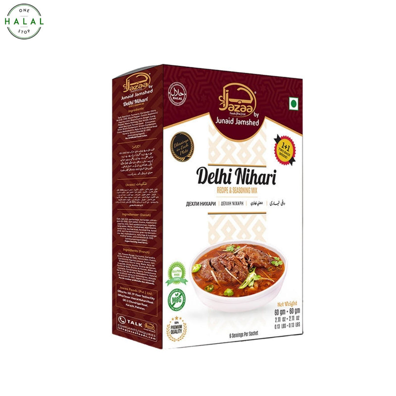 Jazaa Delhi Nihari Recipe Mix