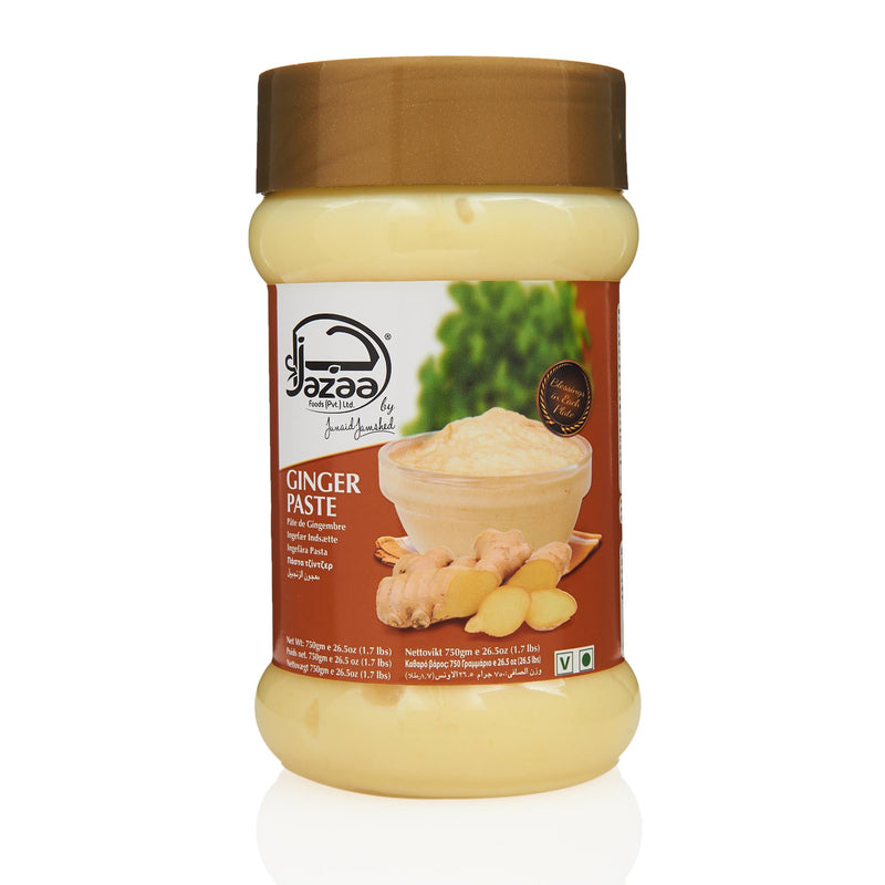 Jazaa Ginger Paste - Front