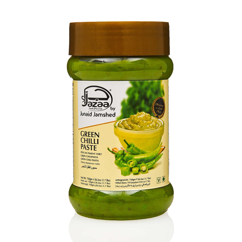 Jazaa Green Chili Paste