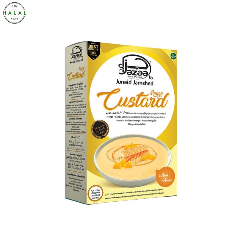 Jazaa Mango Custard Powder