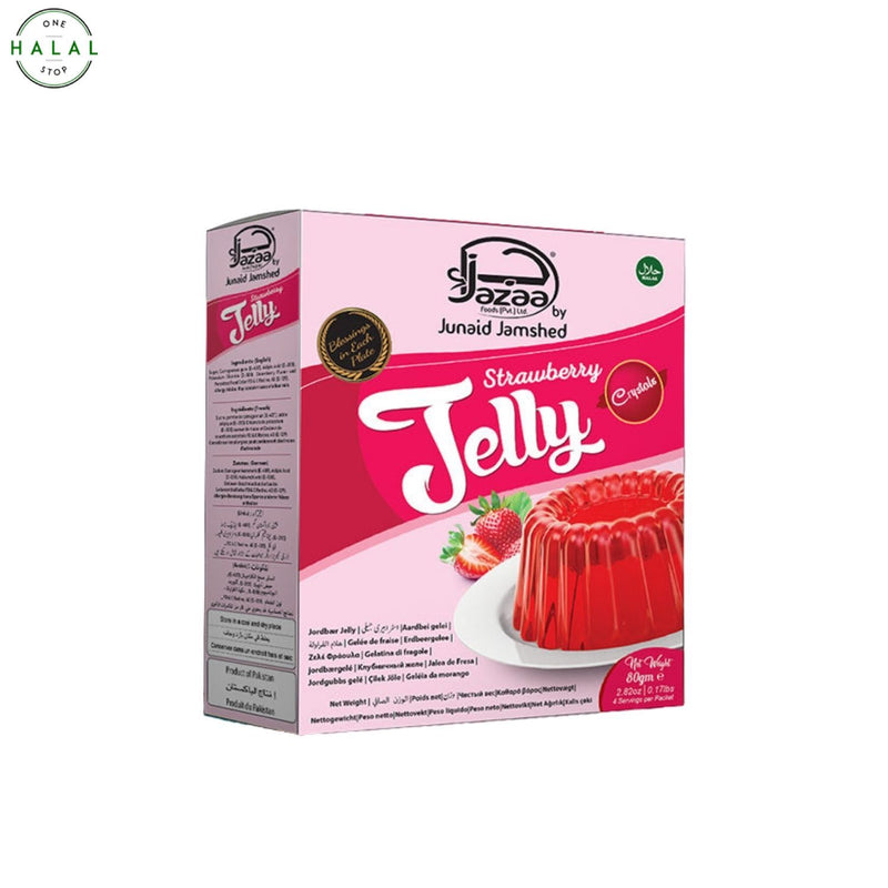 Jazaa Strawberry Jelly Crystals