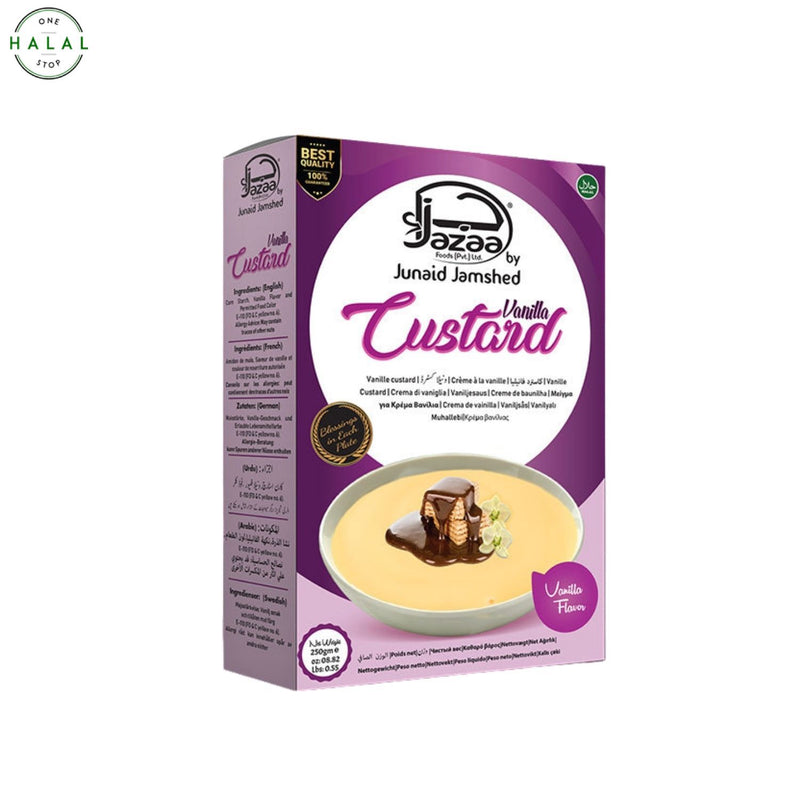 Jazaa Vanilla Custard Powder