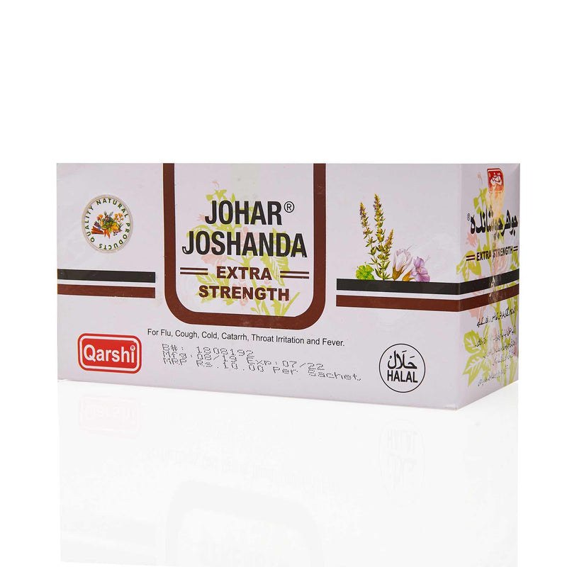 Johar Joshanda Flu Cough Supplement