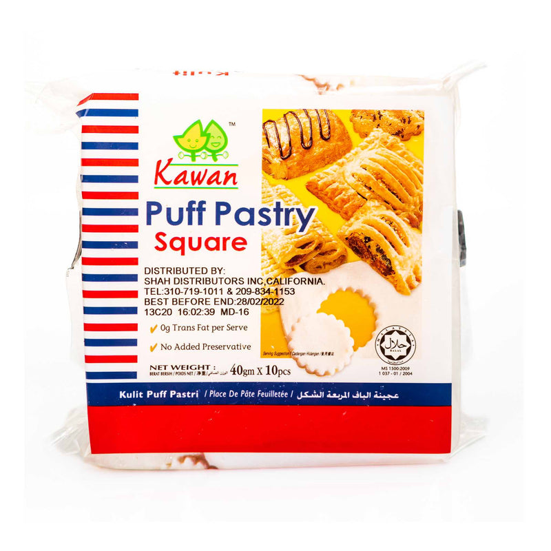 Kawan Puff Pasty Square Roll