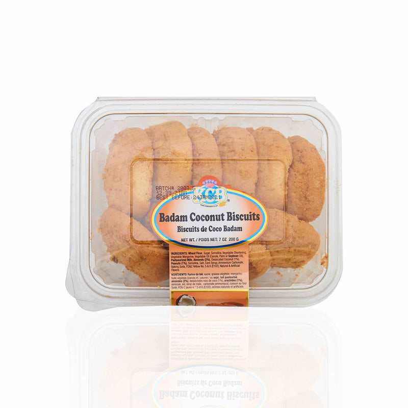 KCB Almond Coconut Biscuits