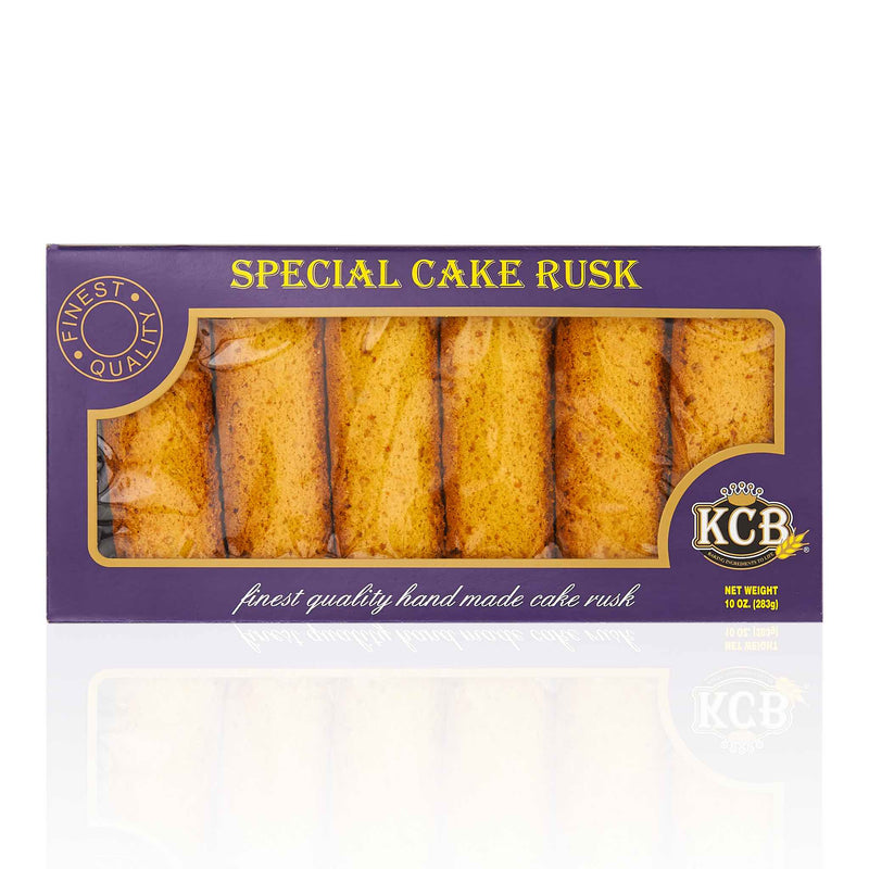 KCB Special Cake Rusk