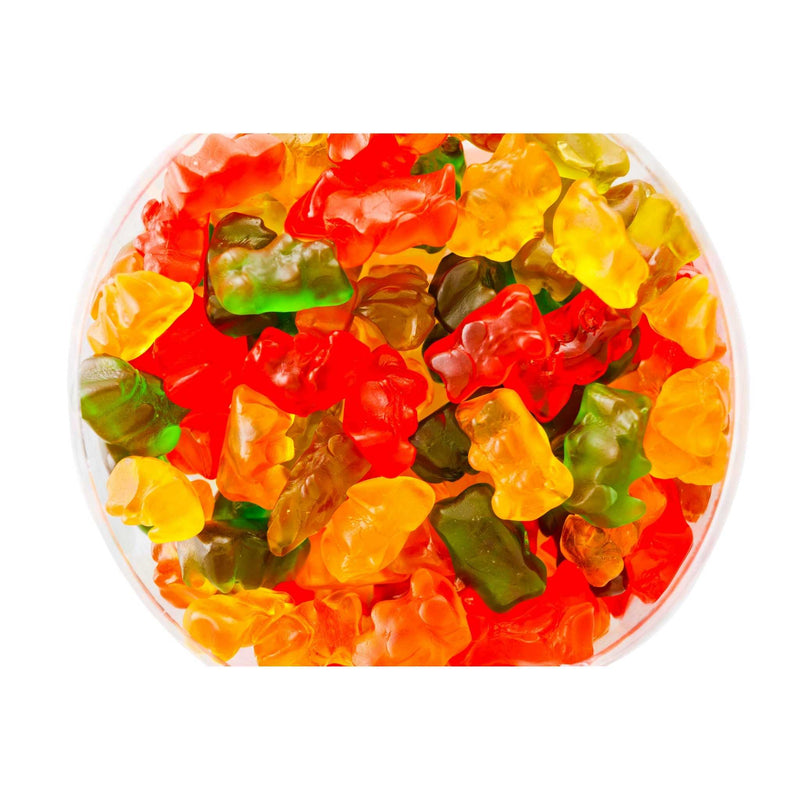 Loqhum Halal Gummies Bears - Open Box