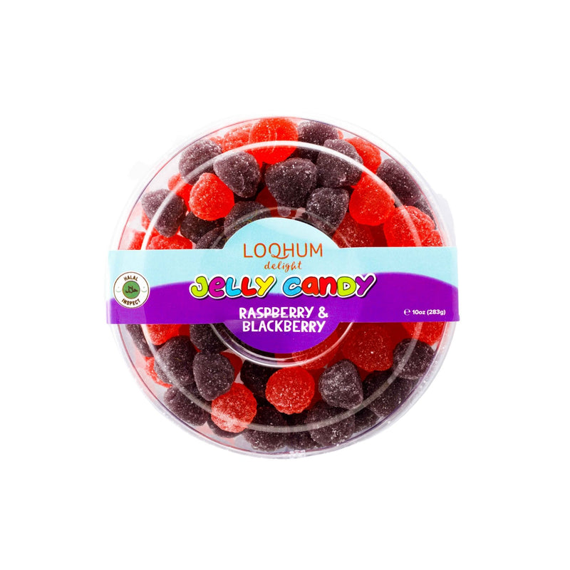 Loqhum Halal Gummies Berries - Box