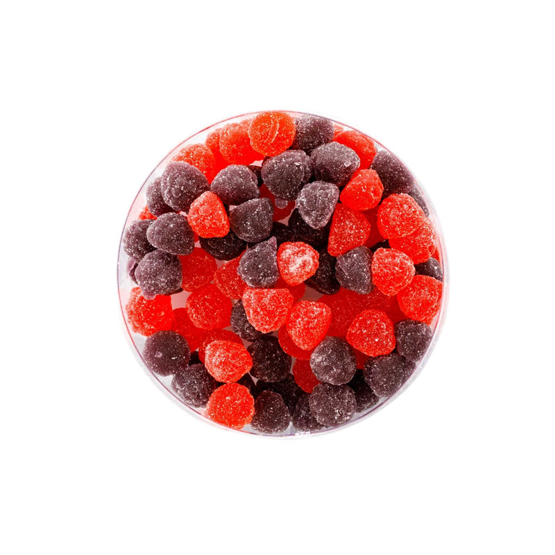 Loqhum Halal Gummies Berries - Open Box