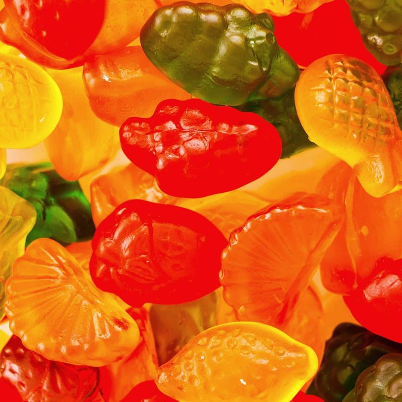 Loqhum Halal Gummies - Mix Fruit