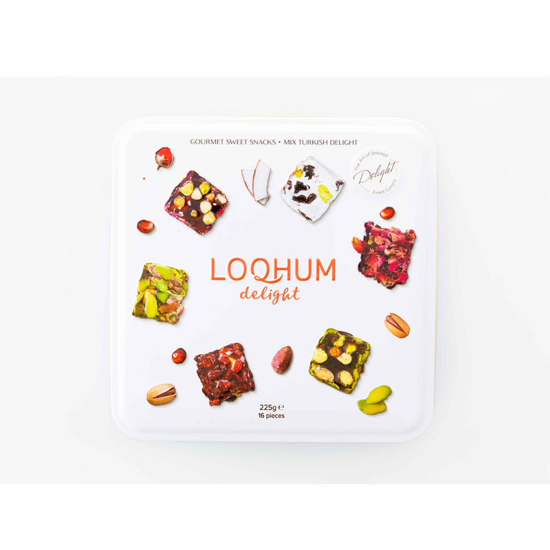 Loqhum Premium Turkish Delight Box