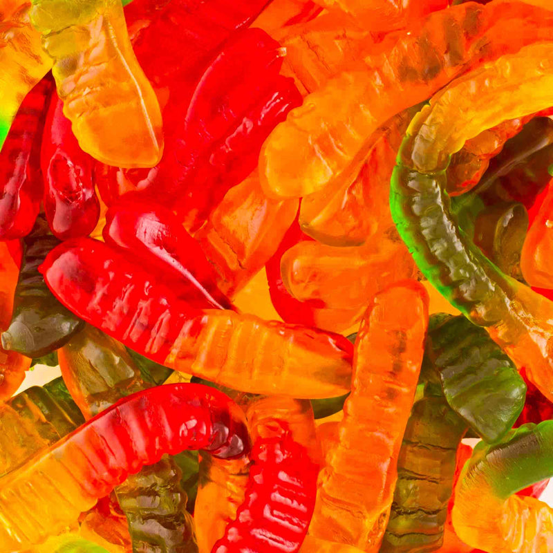 Loqhum Halal Worms Gummies - 1