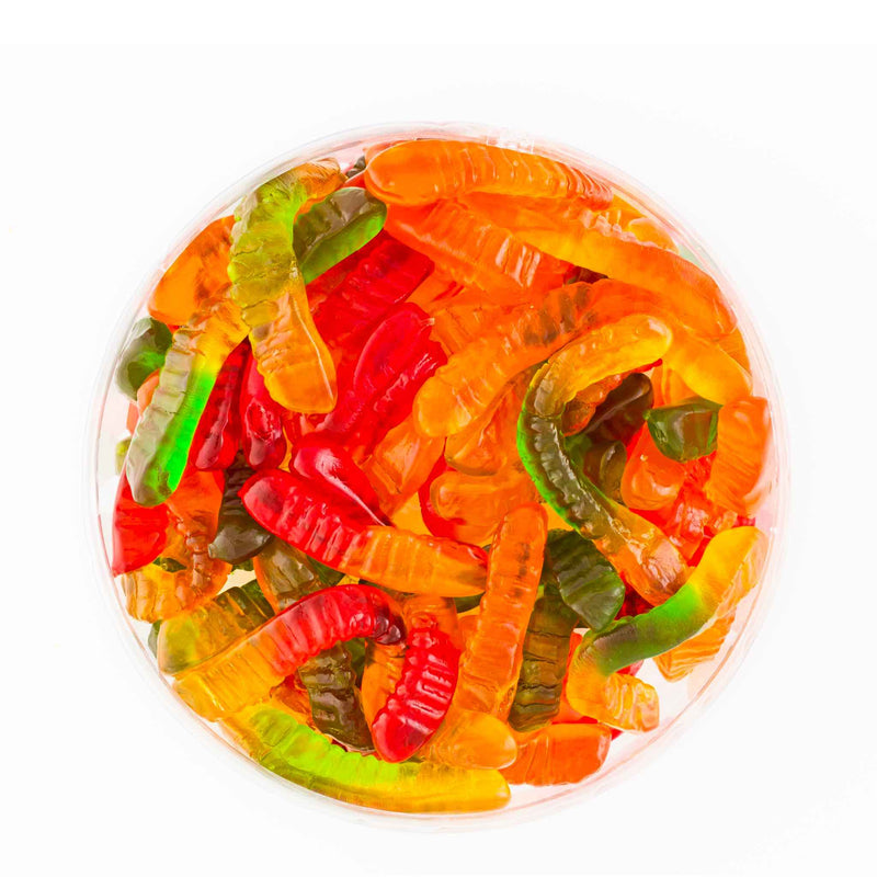 Loqhum Halal Worms Gummies - 2