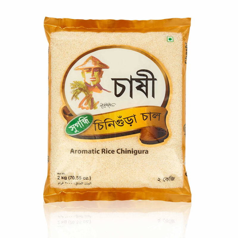 Chashi Aromatic Chinigura Rice - Front