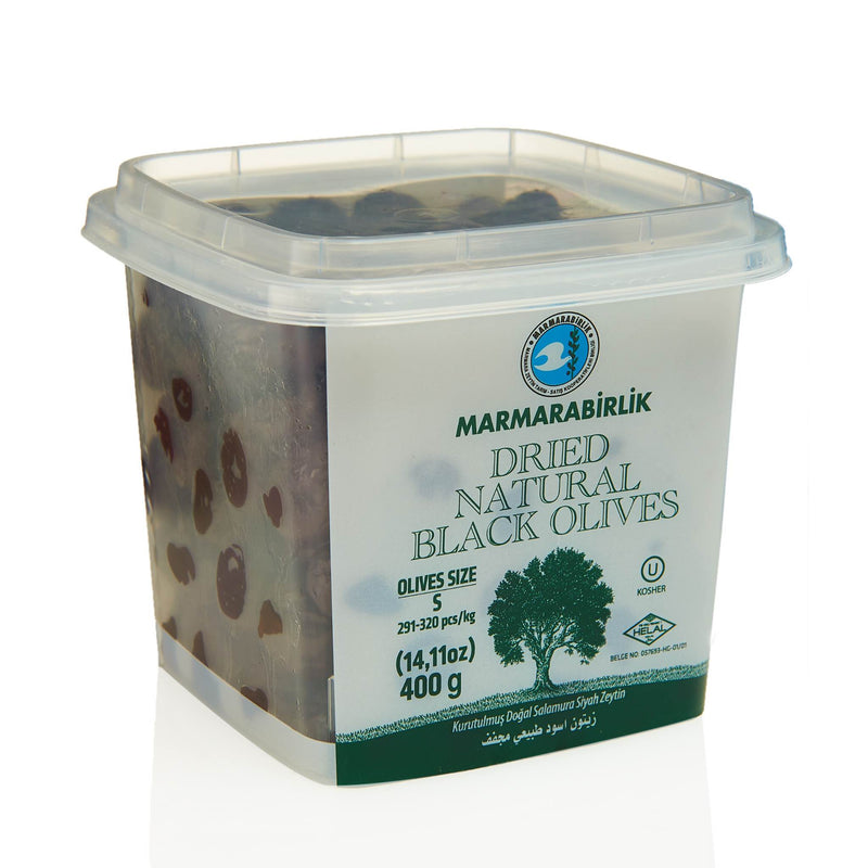 Marmarabirlik Dried Natural Black Olives