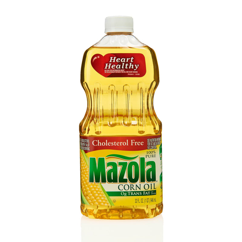 Mazola Corn Oil - Front