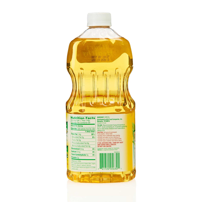 Mazola Corn Oil - Ingredients