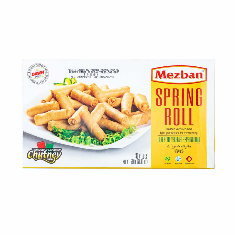 Mezban Spring Roll