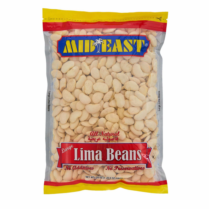 MidEast Large Lima Beans
