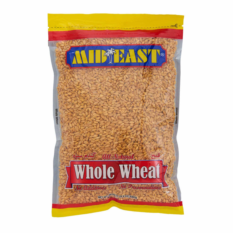MidEast Whole Wheat