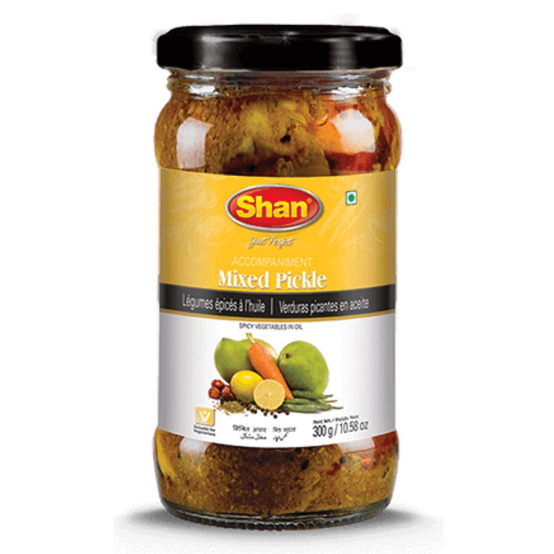 Shan Mixed Pickle - Front