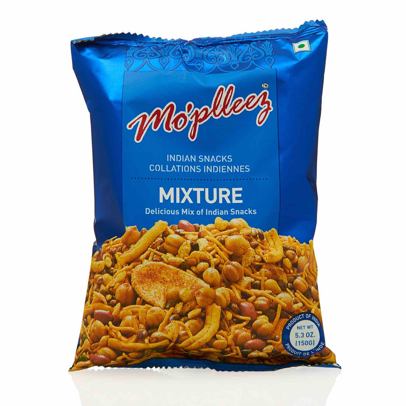 MoPlleez Mixture Snack - Front
