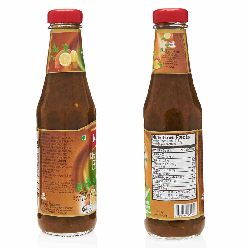 National Hot Mango Chutney