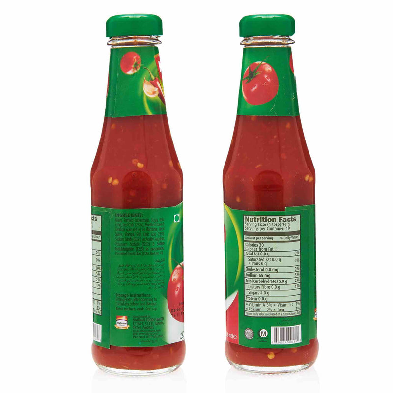National Hot & Spicy Sauce