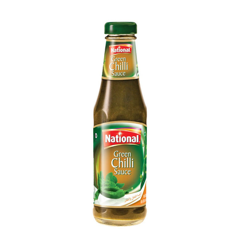 national green chili sauce