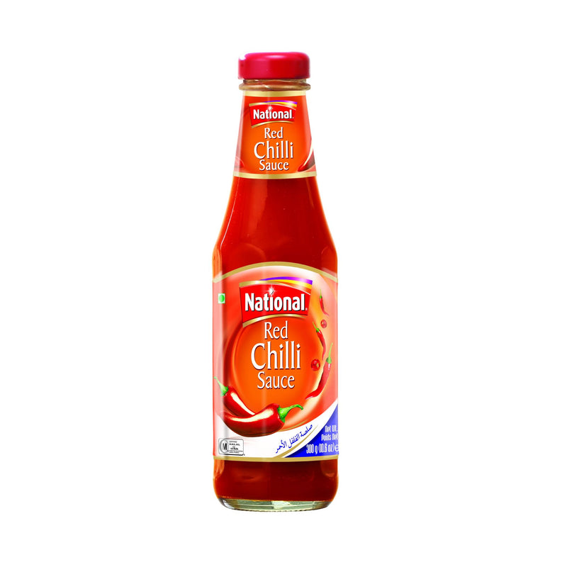 national red chili sauce