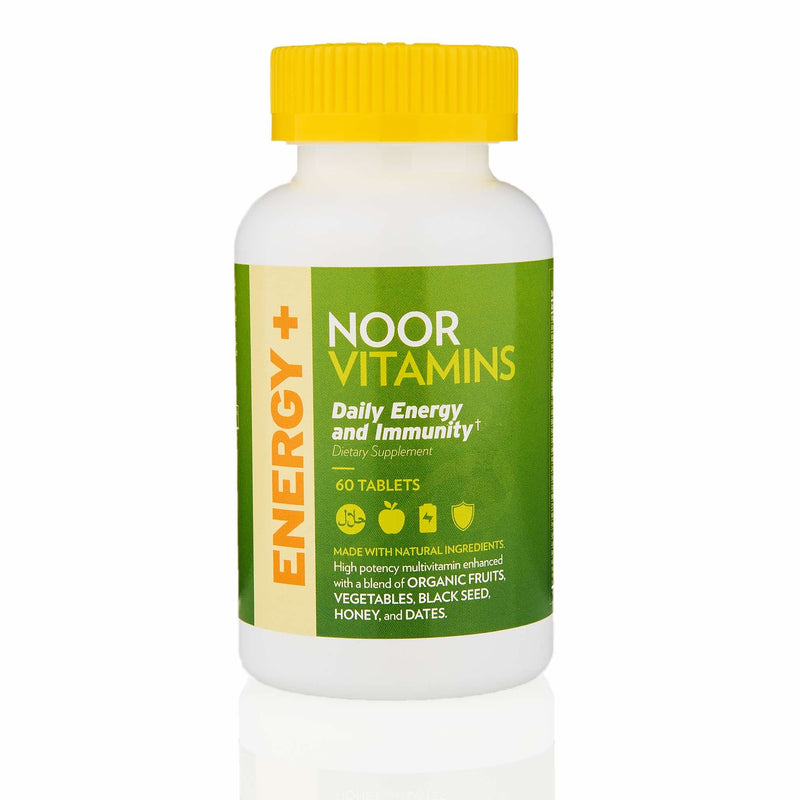 Noor Vitamins Energy Supplemnt - Front
