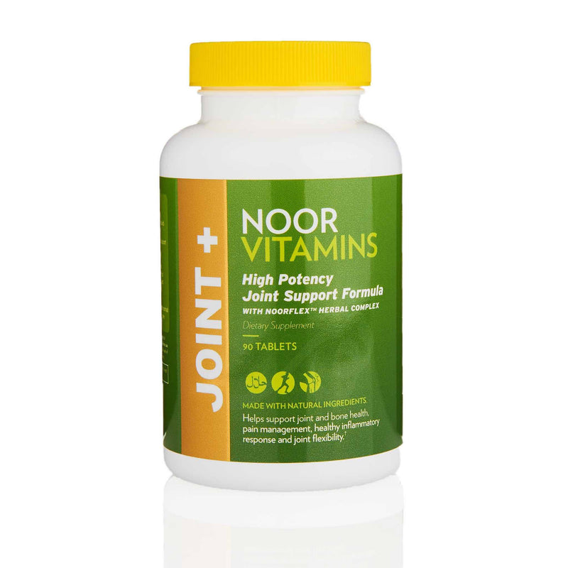 Noor Vitamins Joints Formula - Front