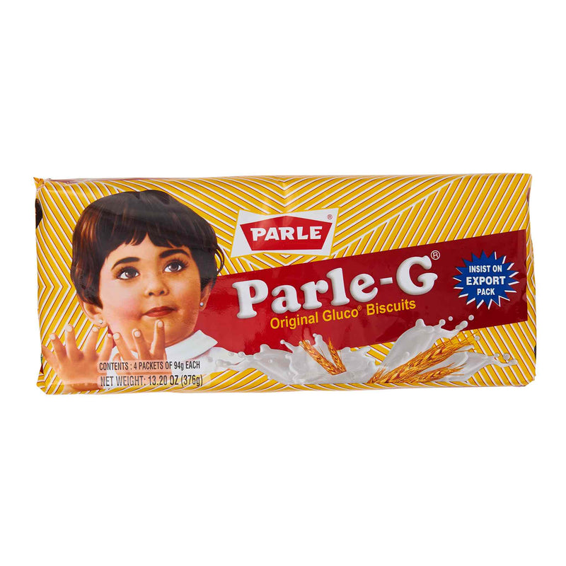 Parle G Glucose Biscuit - Front