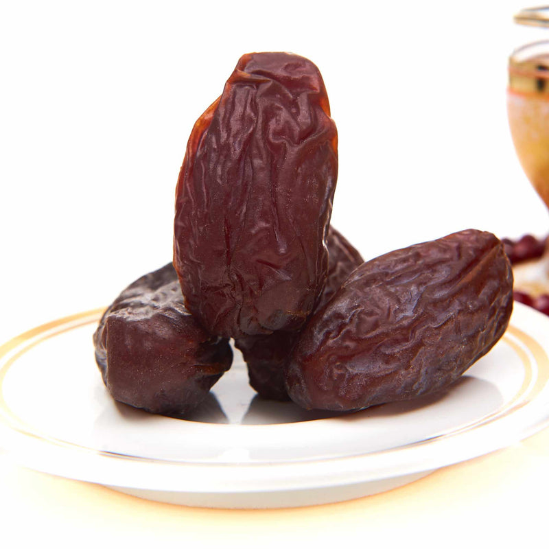 Pitted Medjool Dates - Detail