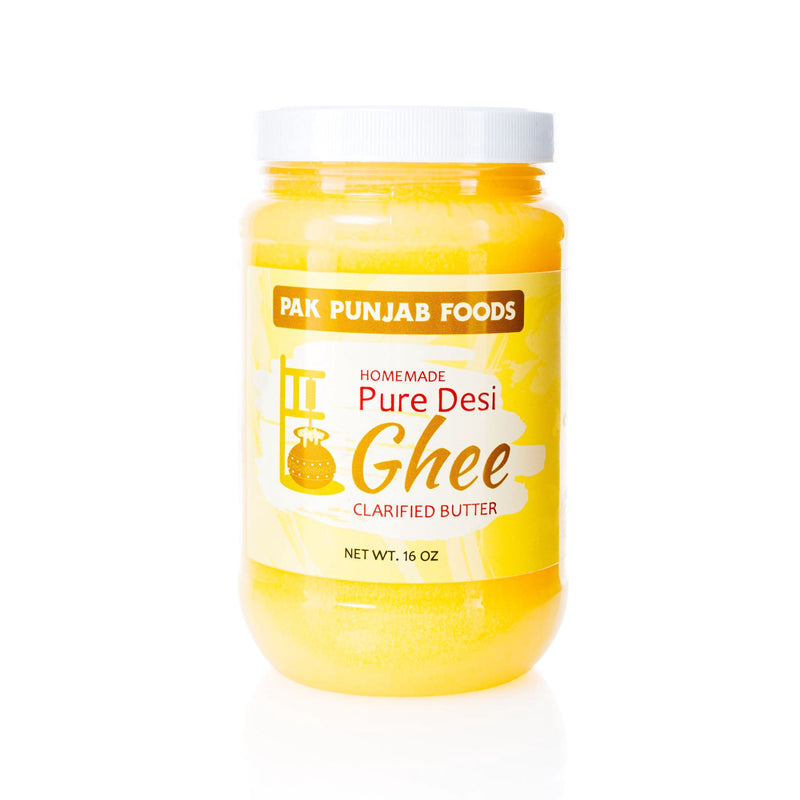 Homemade Pure Desi Ghee - Front
