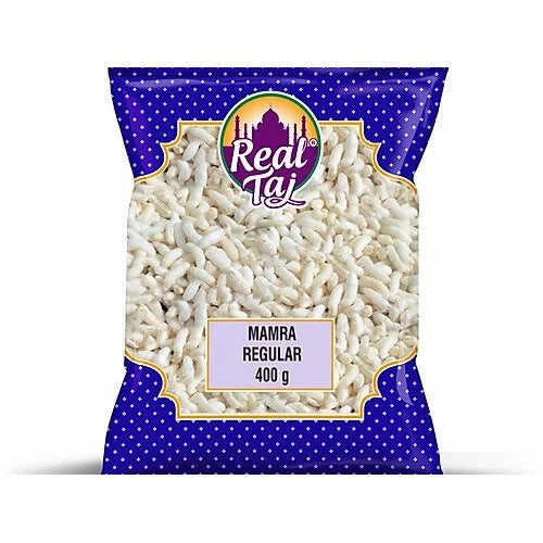 Real Taj Puffed Rice - Mumra