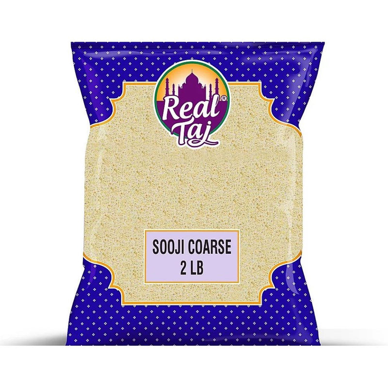 Real Taj Sooji Coarse