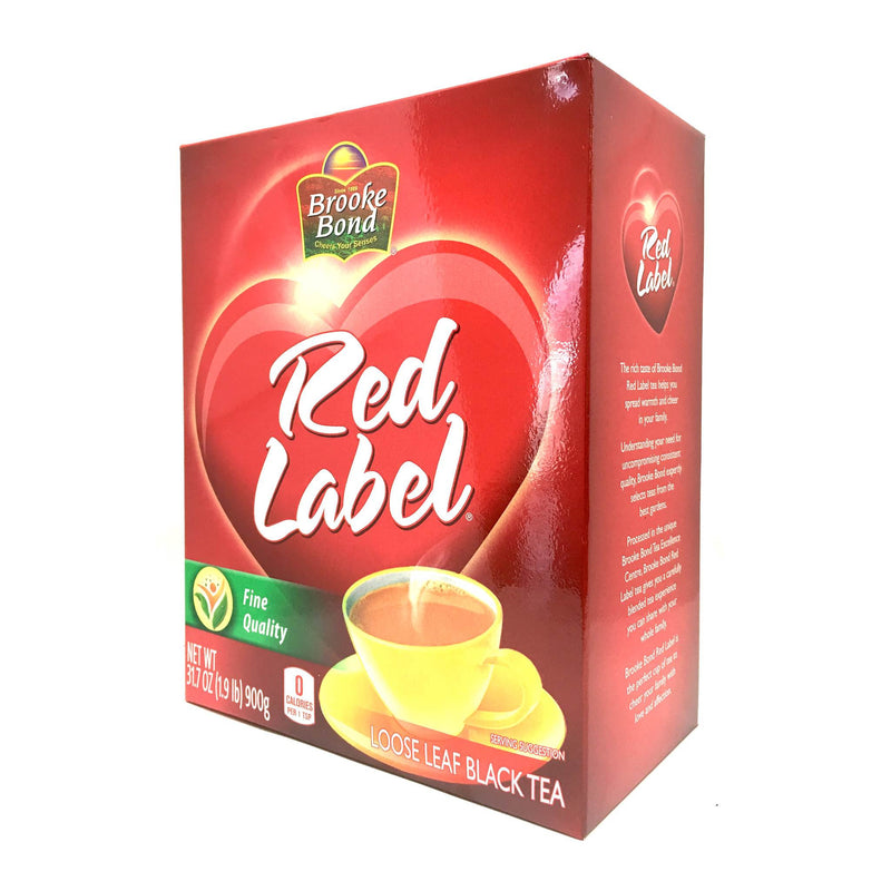 Red Label Loose Tea
