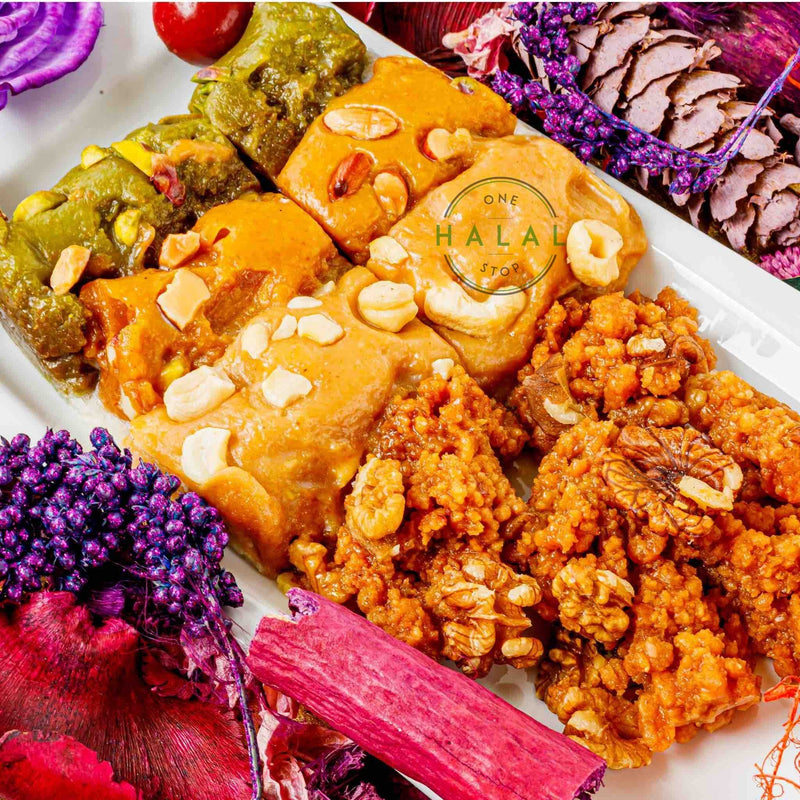 Rehmat-e-Shereen Assorted Halwa - Details