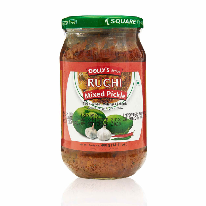 Ruchi Mixed Pickle - Front