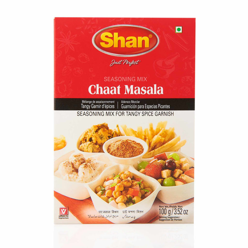 Shan Chaat Masala Mix - Front