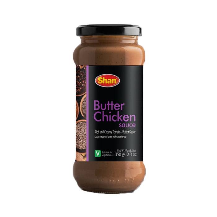 Shan Butter Chicken Cooking Paste