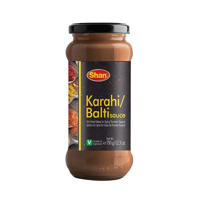 Shan Karahi Balti Cooking Paste