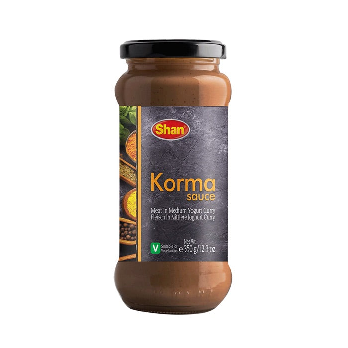 Shan Korma Cooking Paste