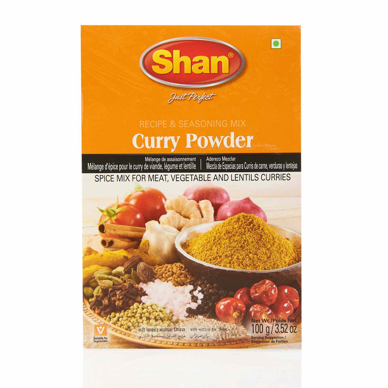 Shan Curry Powder - Front