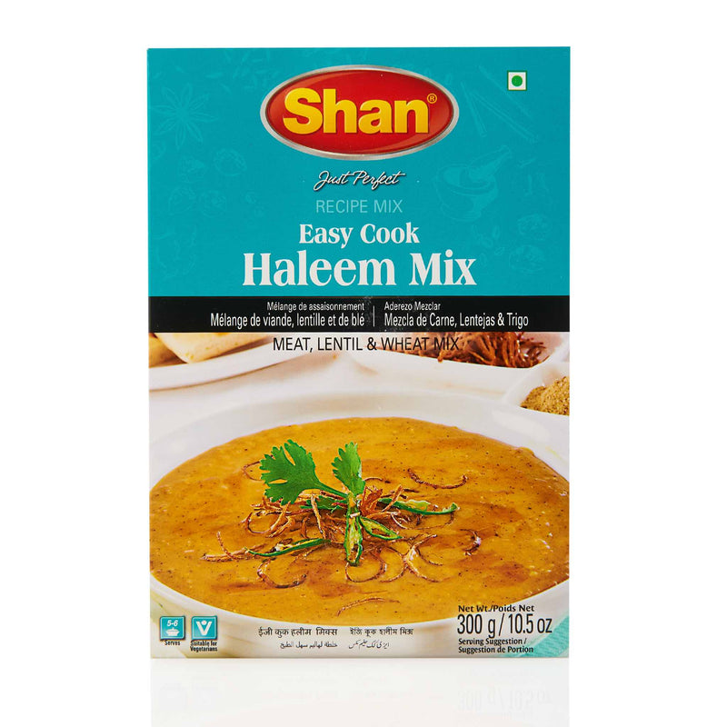 Shan Easy Cook Haleem Mix - Front