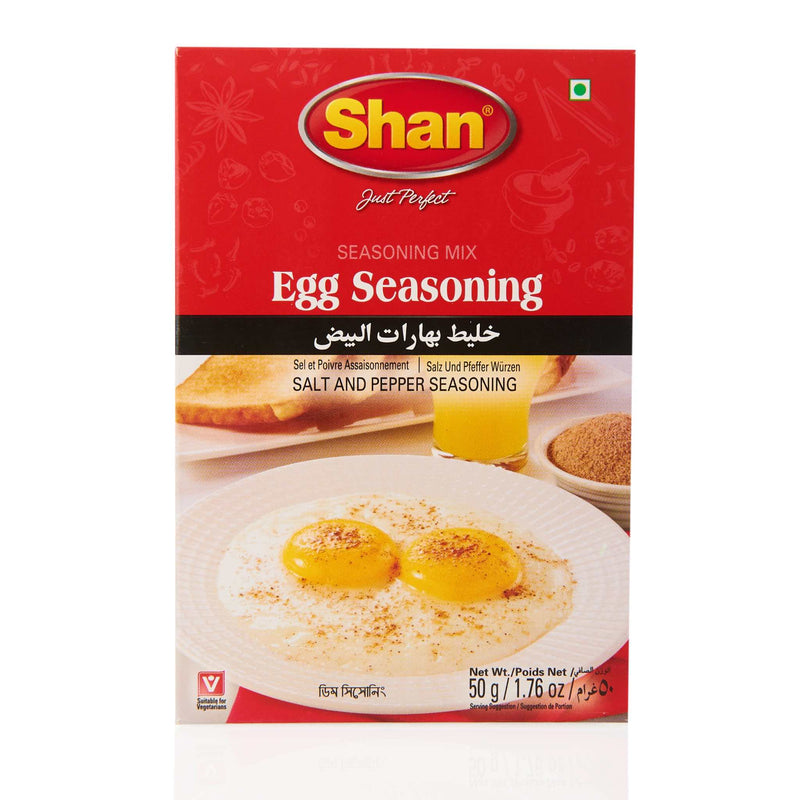 Shan Egg Seasoning Mix - Front