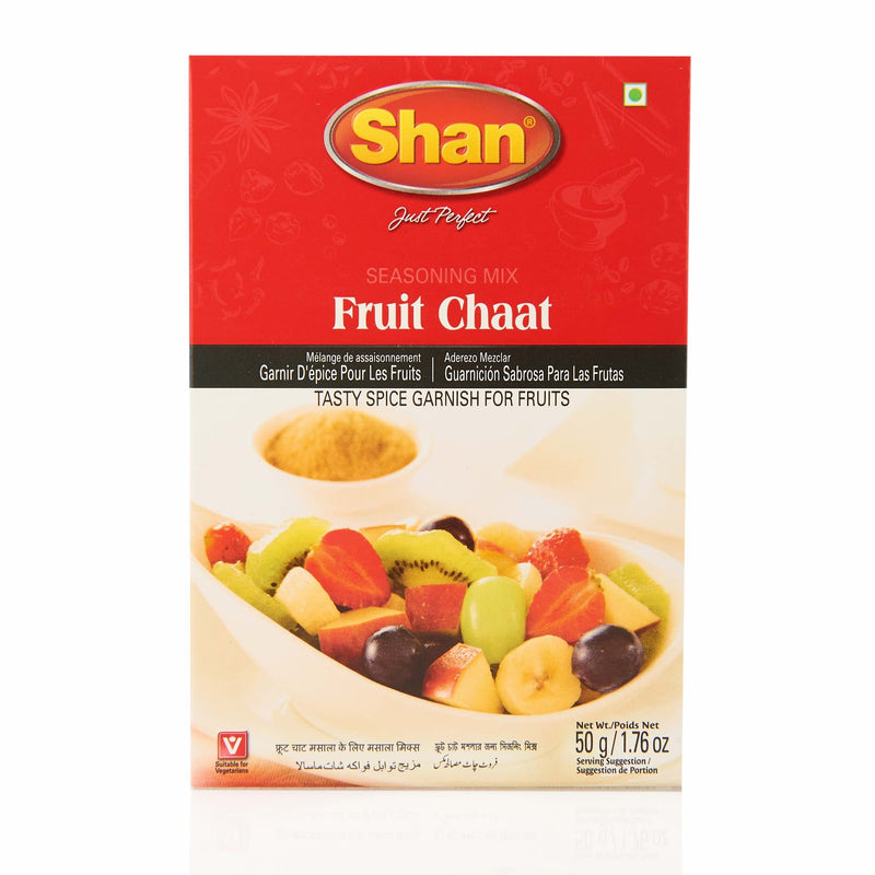 Shan Fruit Chaat Mix - Front