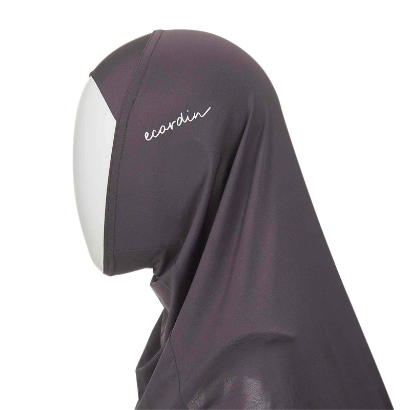 Grape Sports Hijab - Front