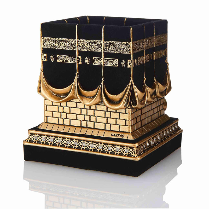 Table Art Kaaba Cube - Side
